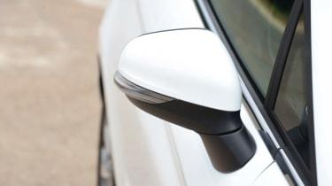 Ford Fiesta - wing mirror
