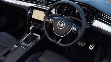 Volkswagen Arteon 1.5 petrol TSI steering wheel