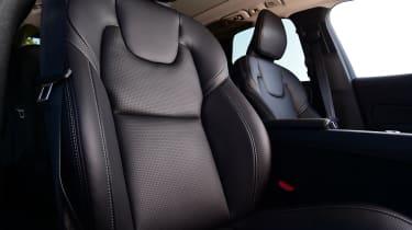 Volvo XC60 - seat