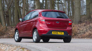 Ford Ka+ used guide - rear