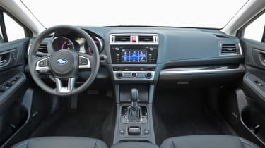New Subaru Outback 2015 interior