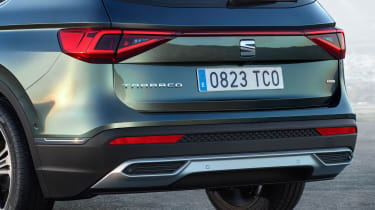 SEAT Tarraco - rear detail
