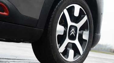 Citroen C4 Cactus - wheel
