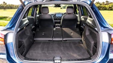 Mercedes GLA 250 e - boot