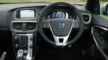 Volvo V40 D2 R Design Pictures Auto Express