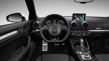 Audi S3 Cabriolet 2014 interior main