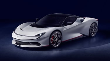Pininfarina Battista - front/side