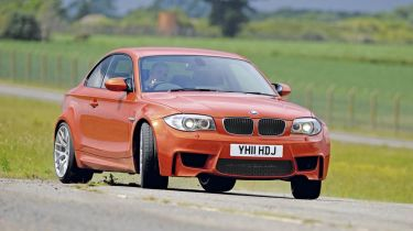 Best BMW M cars ever - 1M Coupe
