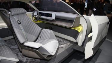 Hyundai 45 concept - Frankfurt cabin