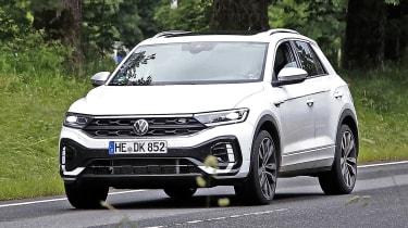 Volkswagen T-Roc - spyshot 8