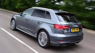 Audi A3 - rear