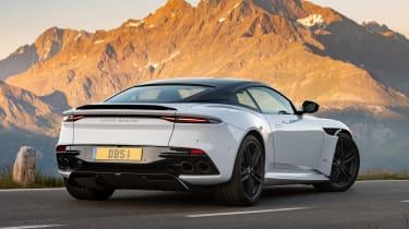 Aston Martin DBS Superleggera - rear