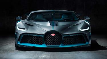 Bugatti Divo - full front