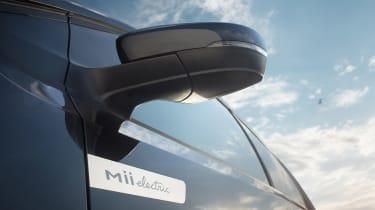SEAT Mii electric - wing mirror