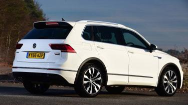 Volkswagen Tiguan - rear static