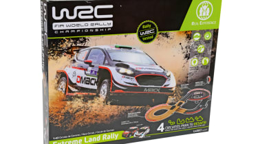 Best Scalextric and slot car sets 2017/2018 - WRC Extreme Land Rally
