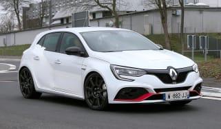 Renault Megane R.S. Trophy-R - spyshot 1