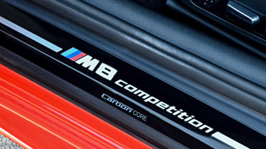 BMW M8 - sill