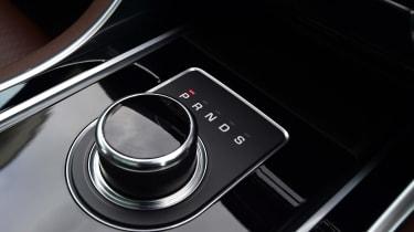 Jaguar XE - Gear Selector