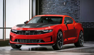 Chevrolet Camaro 1LE - front