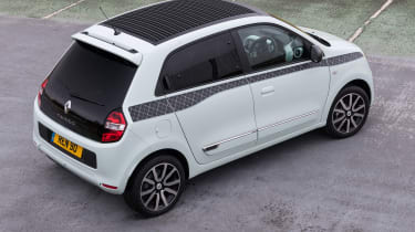 Renault Twingo Iconic Special Edition - roof closed