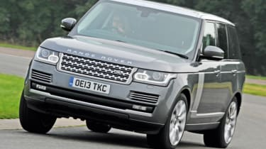 Best luxury cars - Range Rover