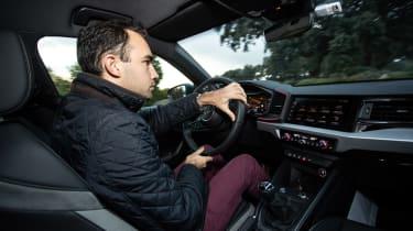 Audi A1 - James Batchelor