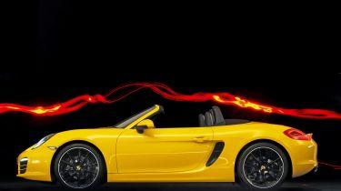 Porsche Boxster best roadster
