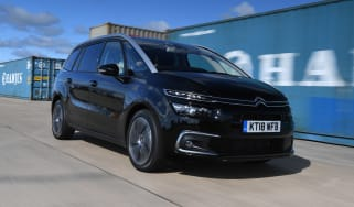 Citroen Grand C4 SpaceTourer - front action