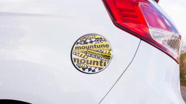 Ford Fiesta ST Mountune 230 - fuel cap