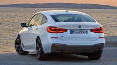 BMW 6 Series Gran Turismo - rear static