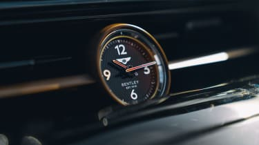 Bentley Bacalar - clock