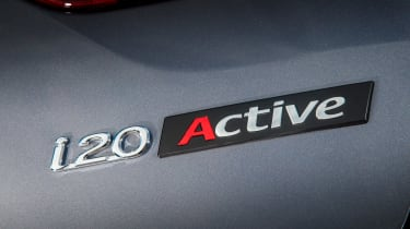 Hyundai i20 Active 2016 - badge