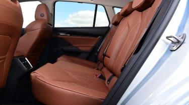 Skoda Enyaq iV 80 - rear seats