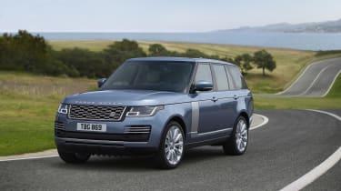 Range Rover 18MY