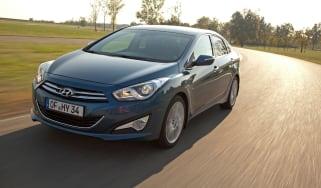 Hyundai i40 front tracking