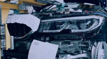 BMW 3 Series teaser