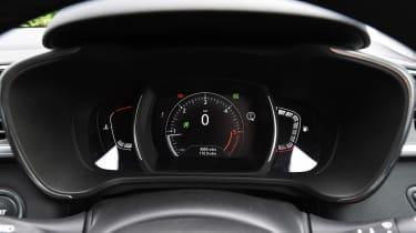 Renault Kadjar - dials