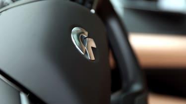 Nio ES8 - steering wheel
