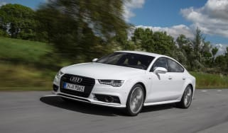 Audi A7 Ultra tracking