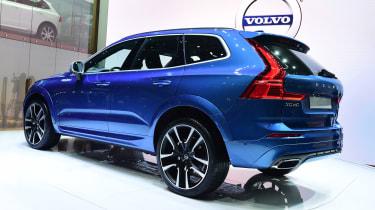 Volvo XC60 Geneva show - rear