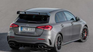 Mercedes-AMG A45 2019 rear