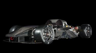 GR Super Sport - interior no body