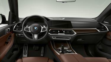 BMW X5 plug-in hybrid - interior