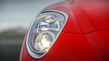 Alfa Romeo MiTo Twinair Sportiva 2014 headlight