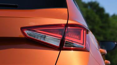 SEAT Arona rear light