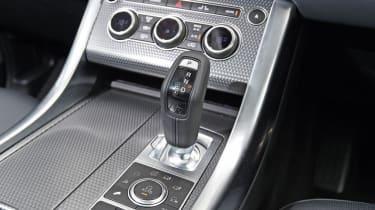 Used Range Rover Sport - transmission