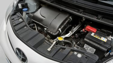 Used Toyota Aygo - engine