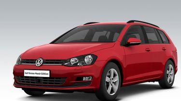 Volkswagen Golf Estate Match Edition