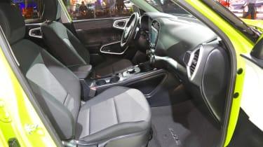 Kia Soul - LA Motor Show - interior
